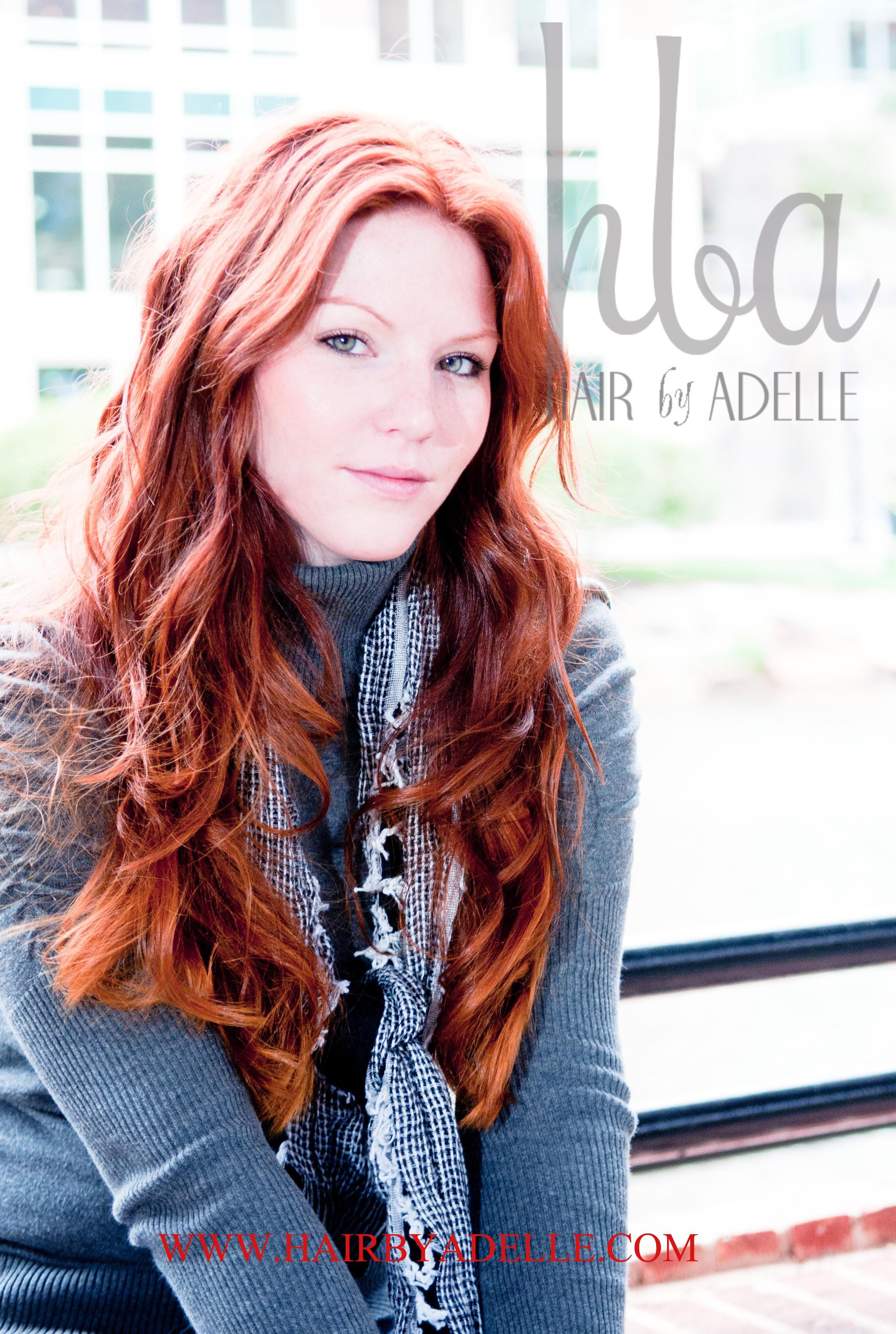 Ombre Hair Color In Greenville Sc Salon Adelle